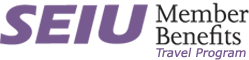 SEIU Travel Logo